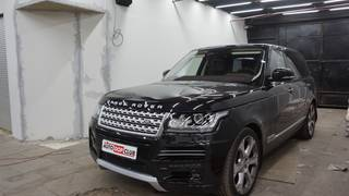 Установка Pandora 3910 Pro на Rangerover Vogue Autobiography