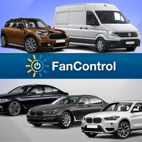 Комплексное управление климатом для BMW, Mini, Volkswagen